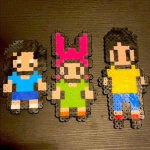 Belcher family kids kandi pack